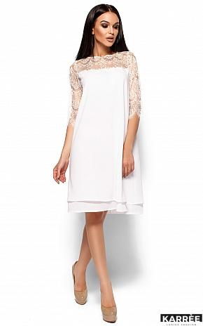 Платье Натти, Белый - фото 1