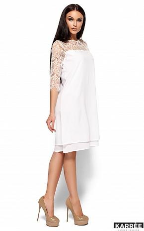 Платье Натти, Белый - фото 4
