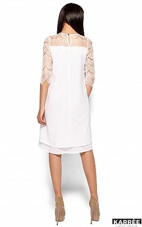 Платье Натти, Белый - фото 3