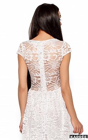 Платье Риона, Белый - фото 2