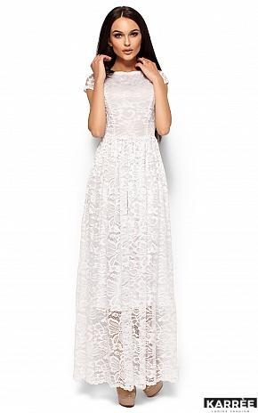 Платье Риона, Белый - фото 1