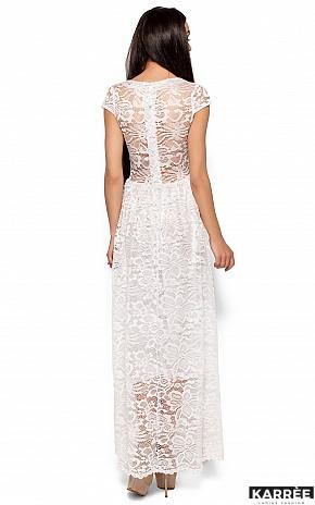 Платье Риона, Белый - фото 4