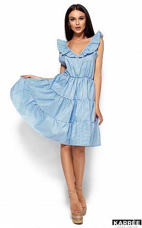 Платье Алексис, Голубой - фото 1