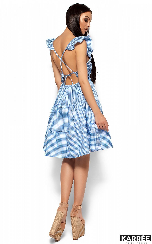Платье Алексис, Голубой - фото 4