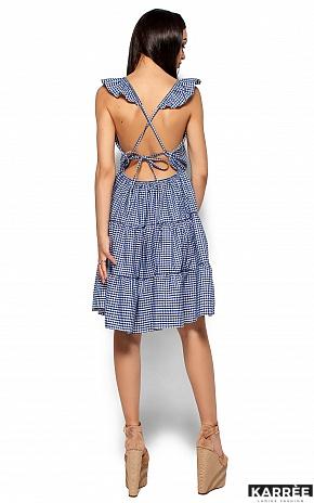 Платье Алексис, Синий - фото 4