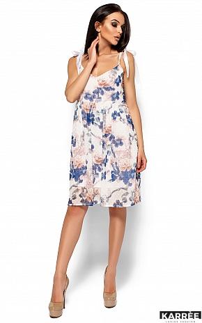 Платье Лайм, Комбинированный - фото 1