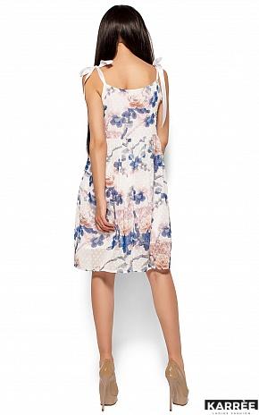 Платье Лайм, Комбинированный - фото 4