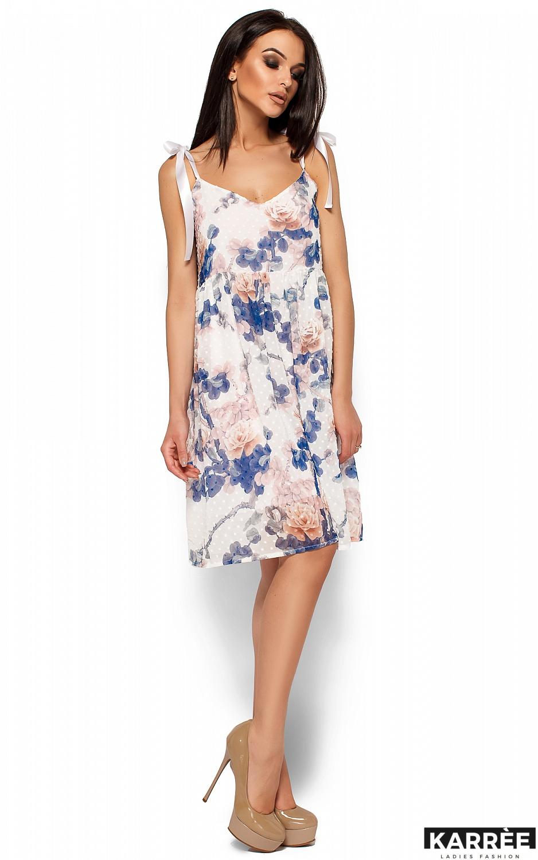 Платье Лайм, Комбинированный - фото 5