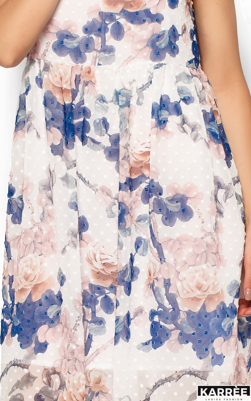 Платье Лайм, Комбинированный - фото 3