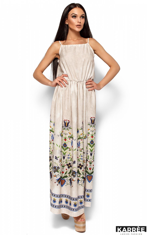 Платье Дэнни, Комбинированный - фото 1
