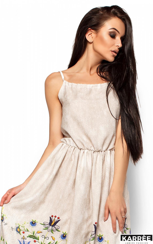 Платье Дэнни, Комбинированный - фото 2