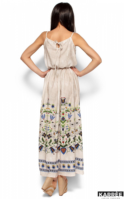 Платье Дэнни, Комбинированный - фото 4