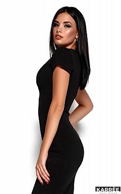 Платье Валия, Черный