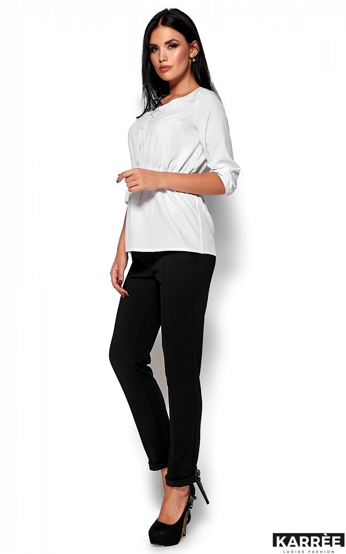 Блуза Орланда, Белый - фото 4