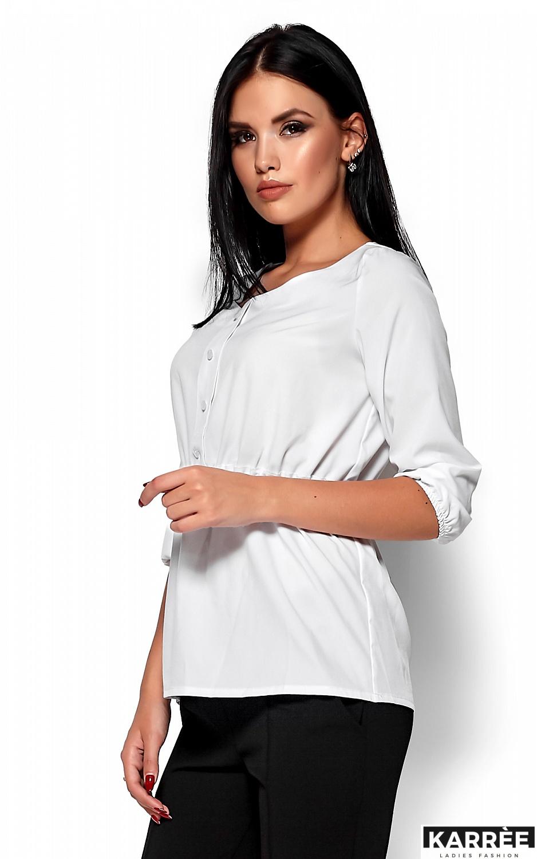 Блуза Орланда, Белый - фото 2