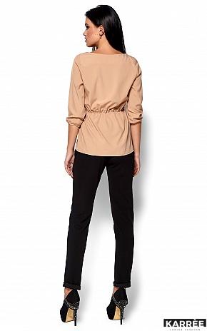 Блуза Орланда, Бежевый - фото 3