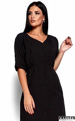 Платье Джазелин, Черный