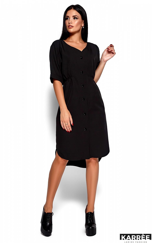 Платье Джазелин, Черный - фото 5