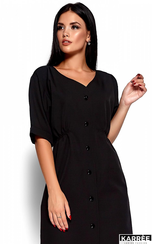 Платье Джазелин, Черный - фото 2