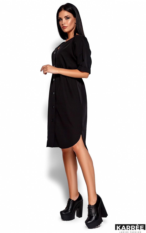 Платье Джазелин, Черный - фото 3