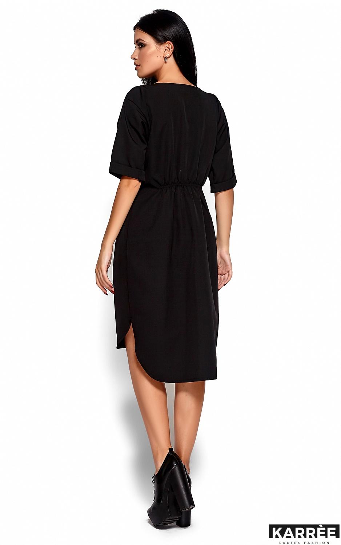 Платье Джазелин, Черный - фото 4