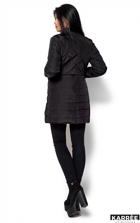Пальто Пэрис, Черный - фото 3