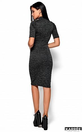 Платье Босния, Черный - фото 3