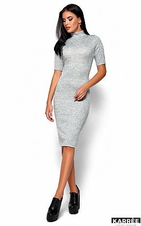 Платье Босния, Серый - фото 1