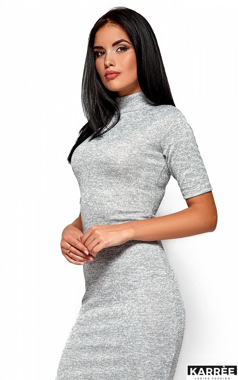 Платье Босния, Серый - фото 2