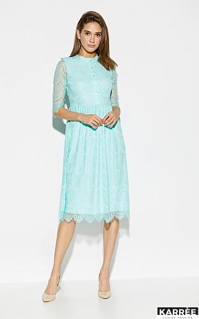 Платье Шанти, Ментоловый - фото 1