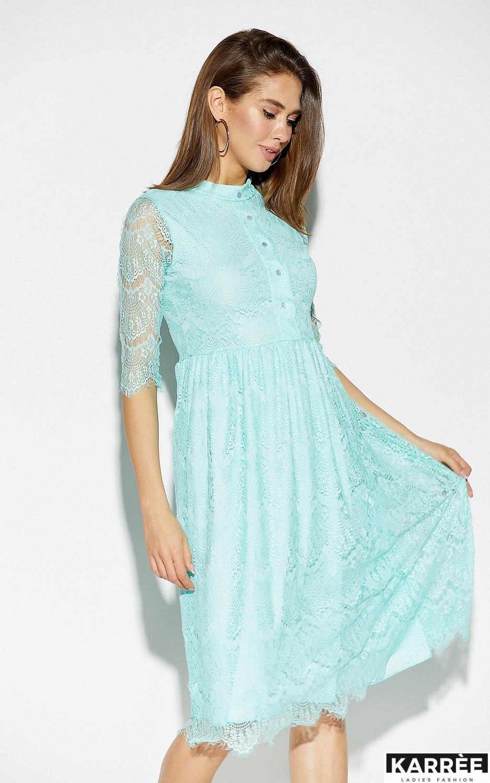 Платье Шанти, Ментоловый - фото 2