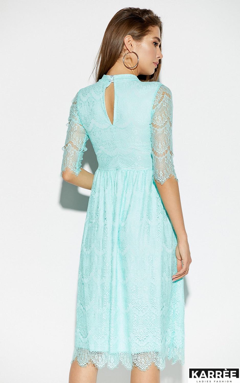 Платье Шанти, Ментоловый - фото 3