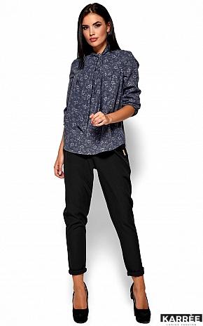 Рубашка Флавия, Синий - фото 1