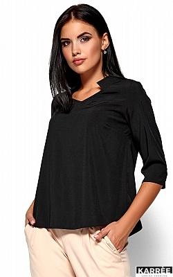 Блуза Малибу, Черный