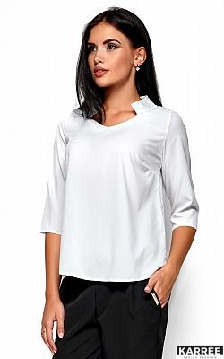 Блуза Малибу, Белый
