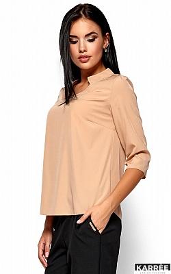 Блуза Малибу, Бежевый