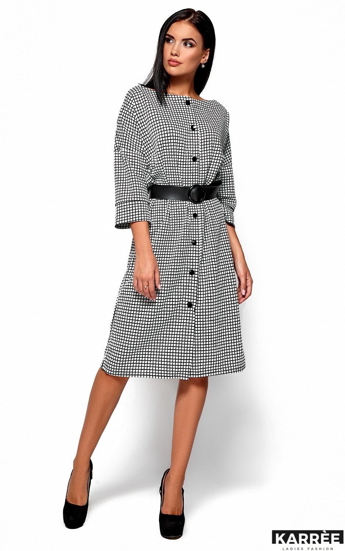 Платье Ульяна, Комбинированный - фото 4
