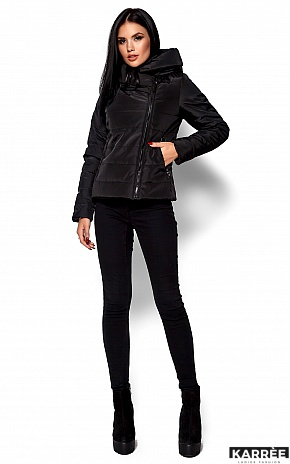 Куртка Адриана, Черный - фото 1
