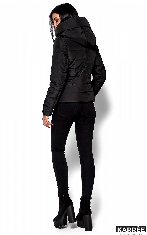 Куртка Адриана, Черный - фото 3