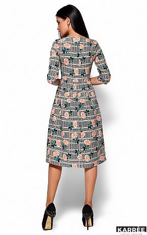 Платье Эмилия, Черный - фото 3