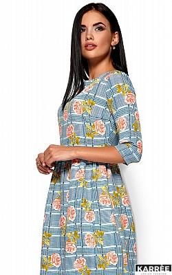Платье Эмилия, Голубой