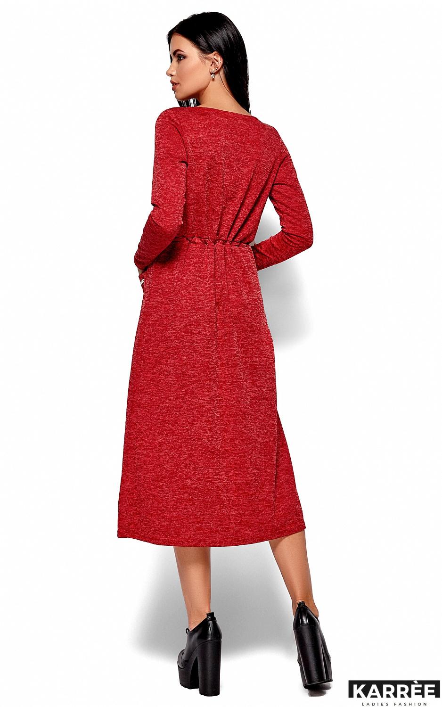 Платье Николетта, Красный - фото 3