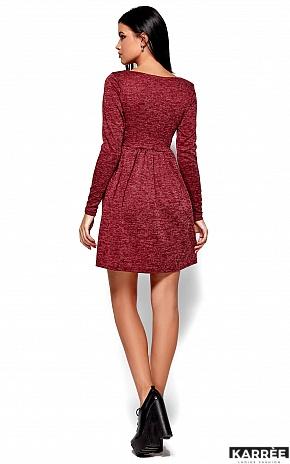 Платье Канни, Марсала - фото 3