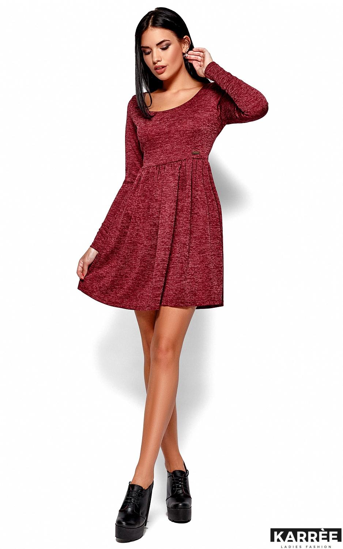 Платье Канни, Марсала - фото 1