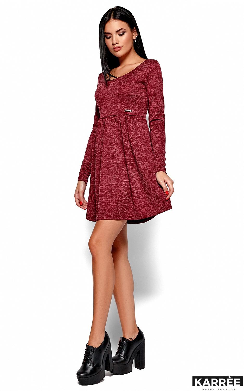 Платье Канни, Марсала - фото 4