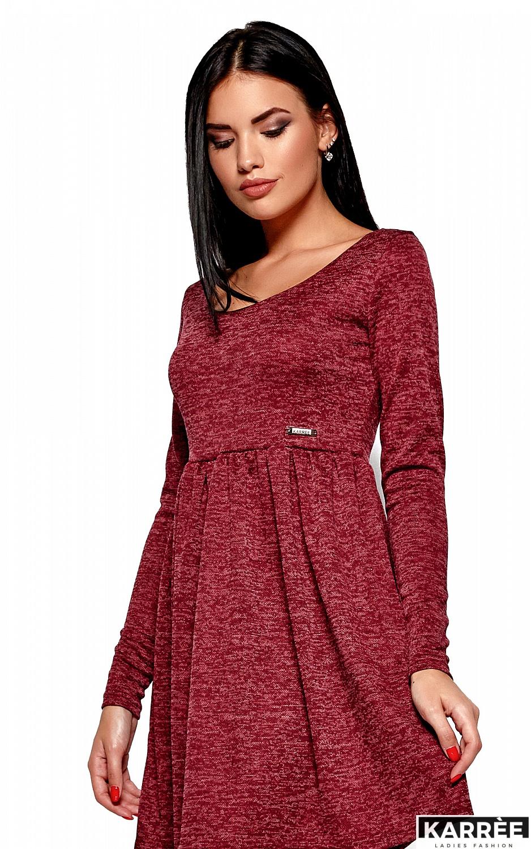 Платье Канни, Марсала - фото 2