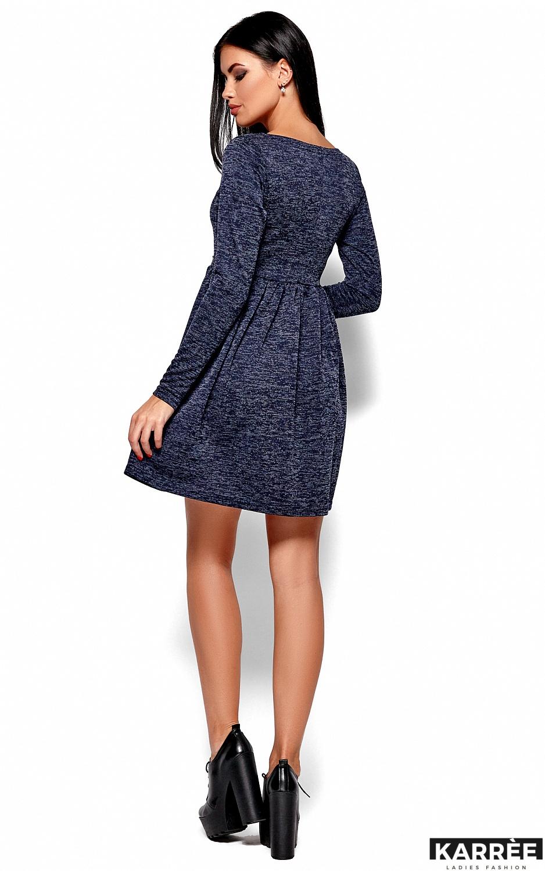 Платье Канни, Темно-синий - фото 3