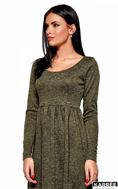Платье Канни, Хаки - фото 2