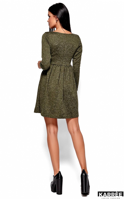 Платье Канни, Хаки - фото 3