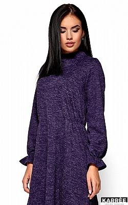 Платье Павлина, Фиолетовый